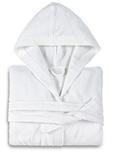 Bademantel Peter verschiedene Größen - Weiß, Textil (S,M,L,XL,) - Mömax modern living