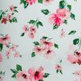 Bettwäsche Emily Weiß/pink 140x200cm - Pink/Weiß, KONVENTIONELL, Textil (140/200cm) - Mömax modern living
