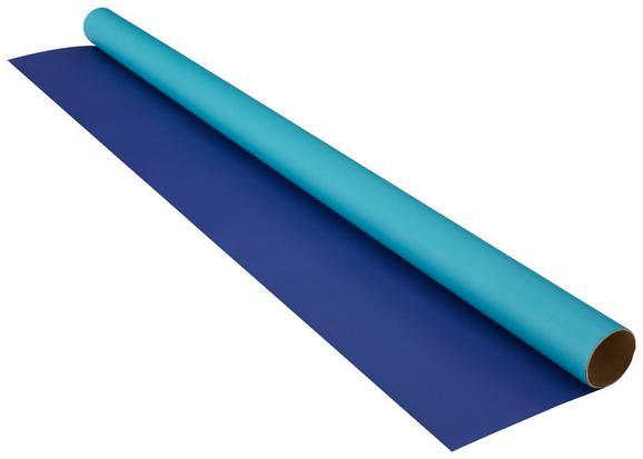 Darilni Papir Marie - turkizna/temno modra, papir (70/200cm) - MÖMAX modern living