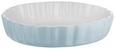 Auflaufform Pura Blau - Blau, MODERN, Keramik (16,2/3,5/16,2cm)