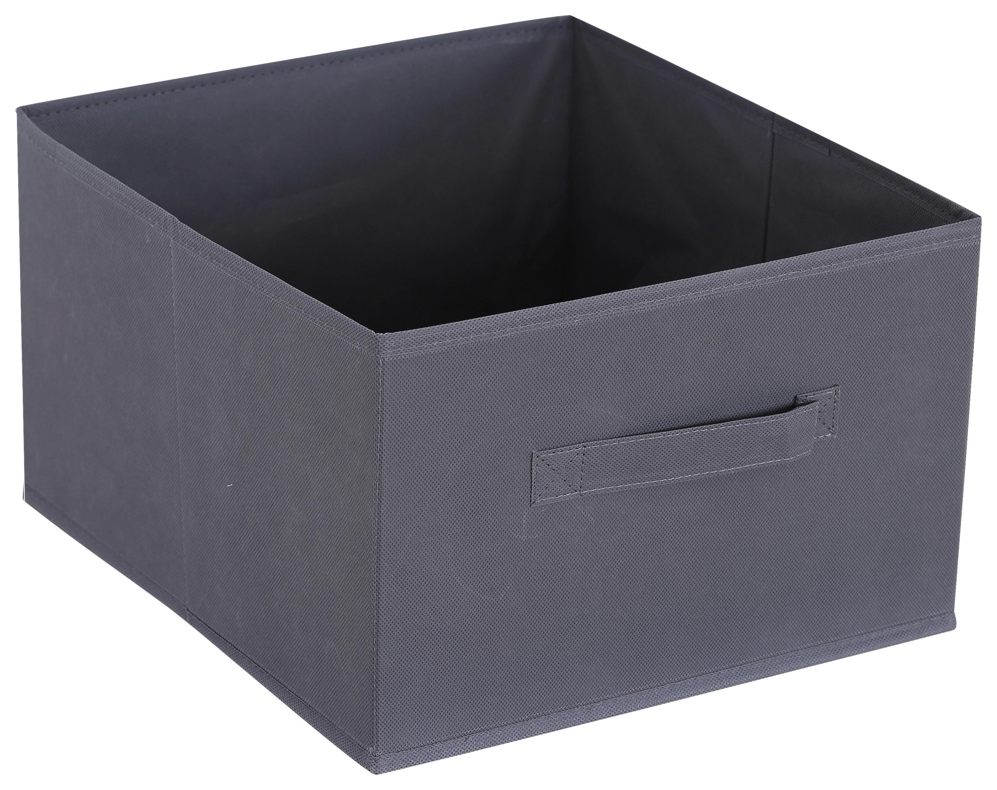 Image of Aufbewahrungsbox Kläck in Grau