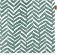 Prevleka Blazine Jenni - zelena, Moderno, tekstil (40/40cm)
