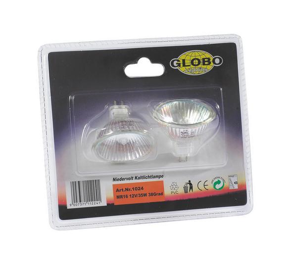 Žarnica 1024 - prozorna (5,1/4,5cm)