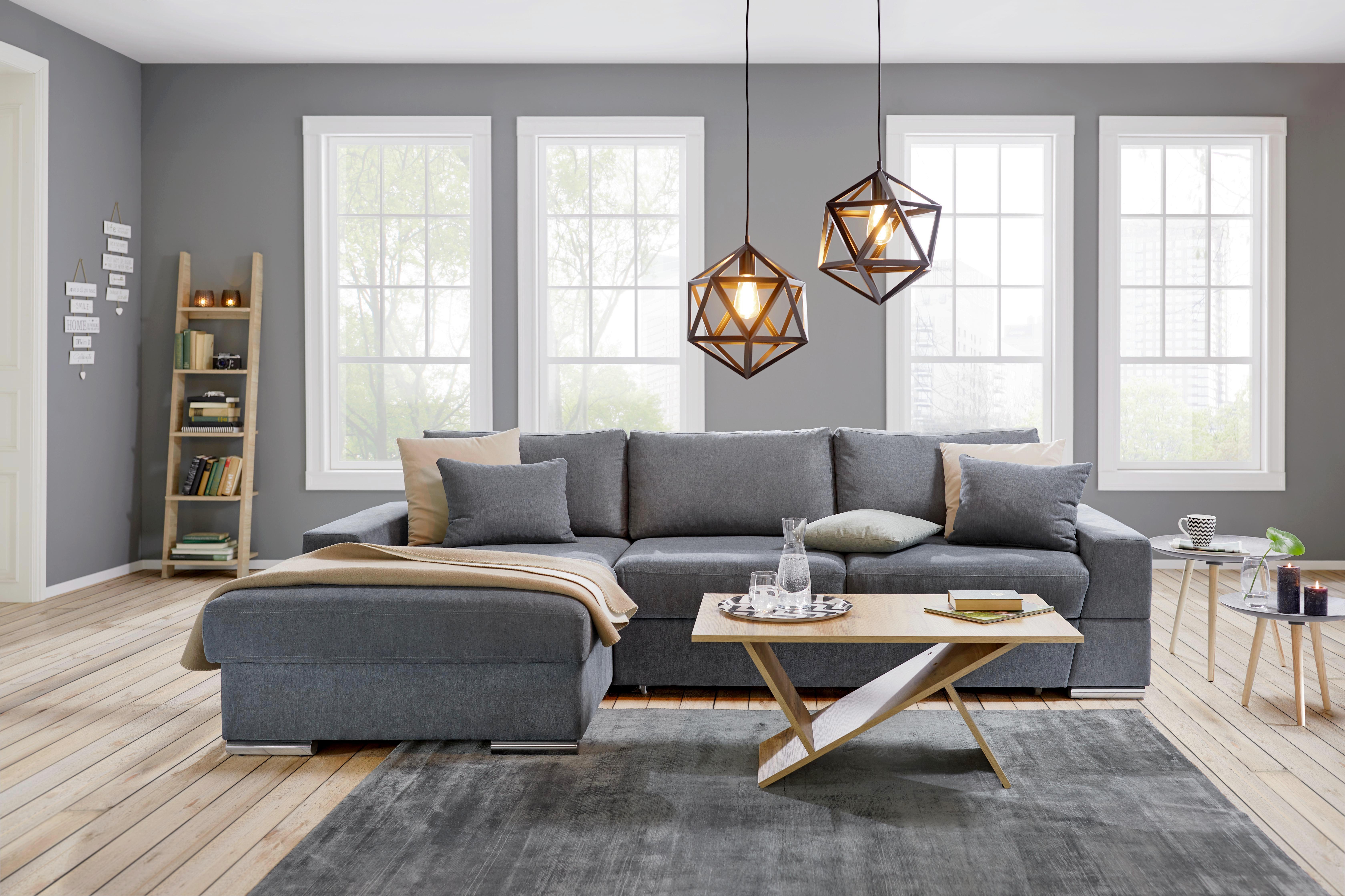 Wanddeko Home in mehreren Motiven - Weiß, LIFESTYLE, Holz (30/48cm) - MÖMAX modern living