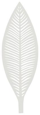 Dekoteller Renate in Weiß - Taupe, Metall (60/4/20,5cm) - MÖMAX modern living