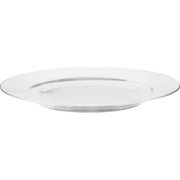 Desertni Krožnik Bonnie -top- - bela, Moderno, keramika (20,3cm) - Mömax modern living