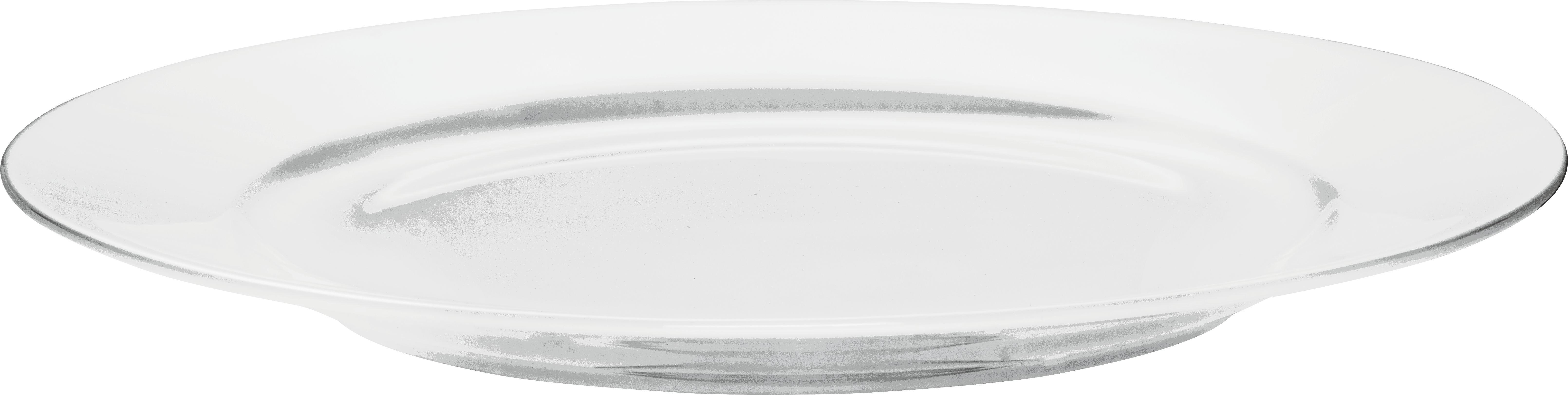 Desszertes Tányér Bonnie - fehér, modern, kerámia (20,3cm) - MÖMAX modern living