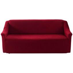 3-Sitzer-Bezug Sven in verschiedenen Farben - Taupe/Anthrazit, Textil (180-220/70-90cm) - Mömax modern living