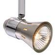 Deckenleuchte max. 42 Watt 'Harvey' - Chromfarben/Nickelfarben, MODERN, Metall (56/14/13cm) - Bessagi Home