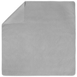 Tagesdecke Grazyna Grau 230x230 cm - Grau, Textil (230/230cm) - Mömax modern living