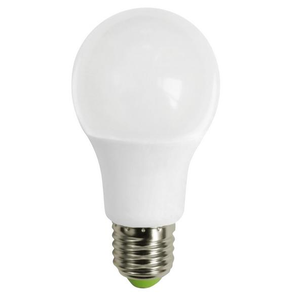 Bec Led - alb, ceramică/plastic (6/11,5cm) - Based