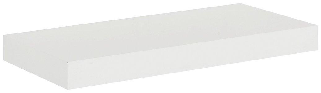 Wandregal Weiß Hochglanz online kaufen ➤ mömax