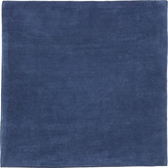 Párnahuzat Marit - sötétkék, textil (40/40cm) - MÖMAX modern living