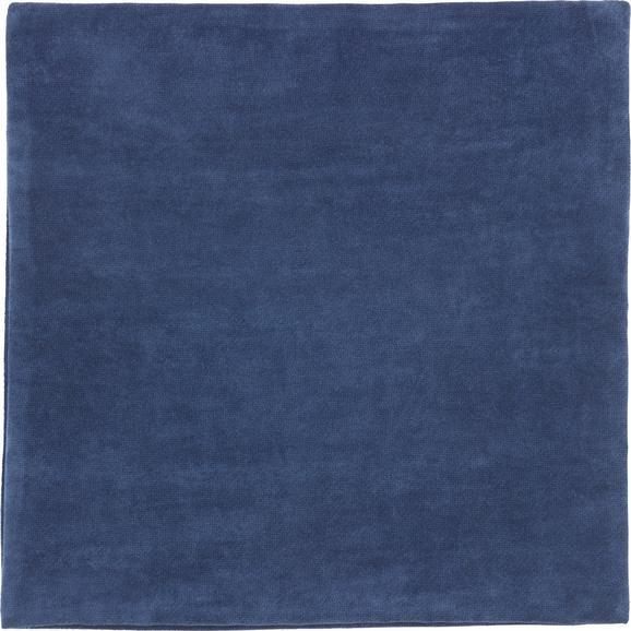 Prevleka Blazine Marit - temno modra, tekstil (40/40cm) - Mömax modern living