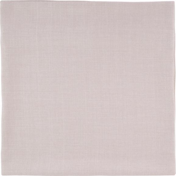 Kissenhülle Leinenoptik, ca. 50x50cm - Sandfarben, KONVENTIONELL, Textil (50/50cm) - Mömax modern living