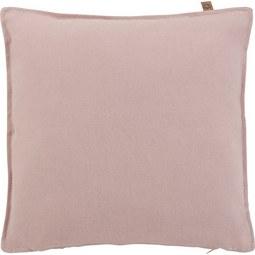 Kissen in Rosa 'Jenna'  ca. 45x45cm - Rosa, MODERN, Textil (45/45cm) - Bessagi Home