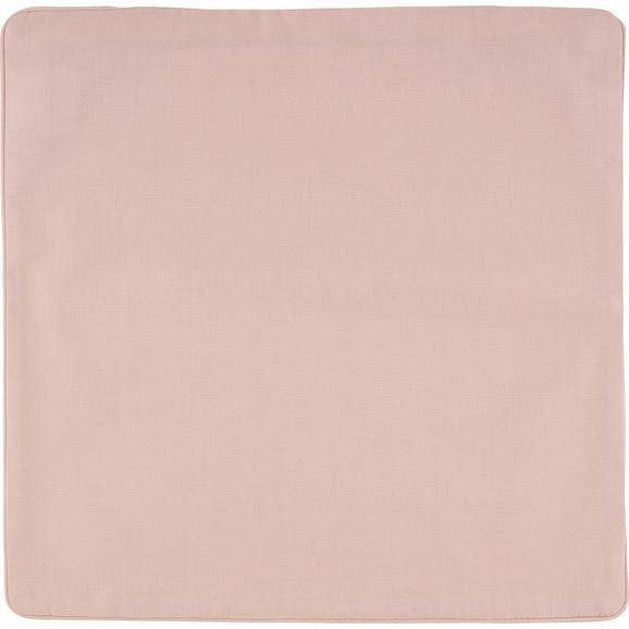 Prevleka Blazine Steffi Paspel -top- - pastelno roza, tekstil (40/40cm) - Mömax modern living