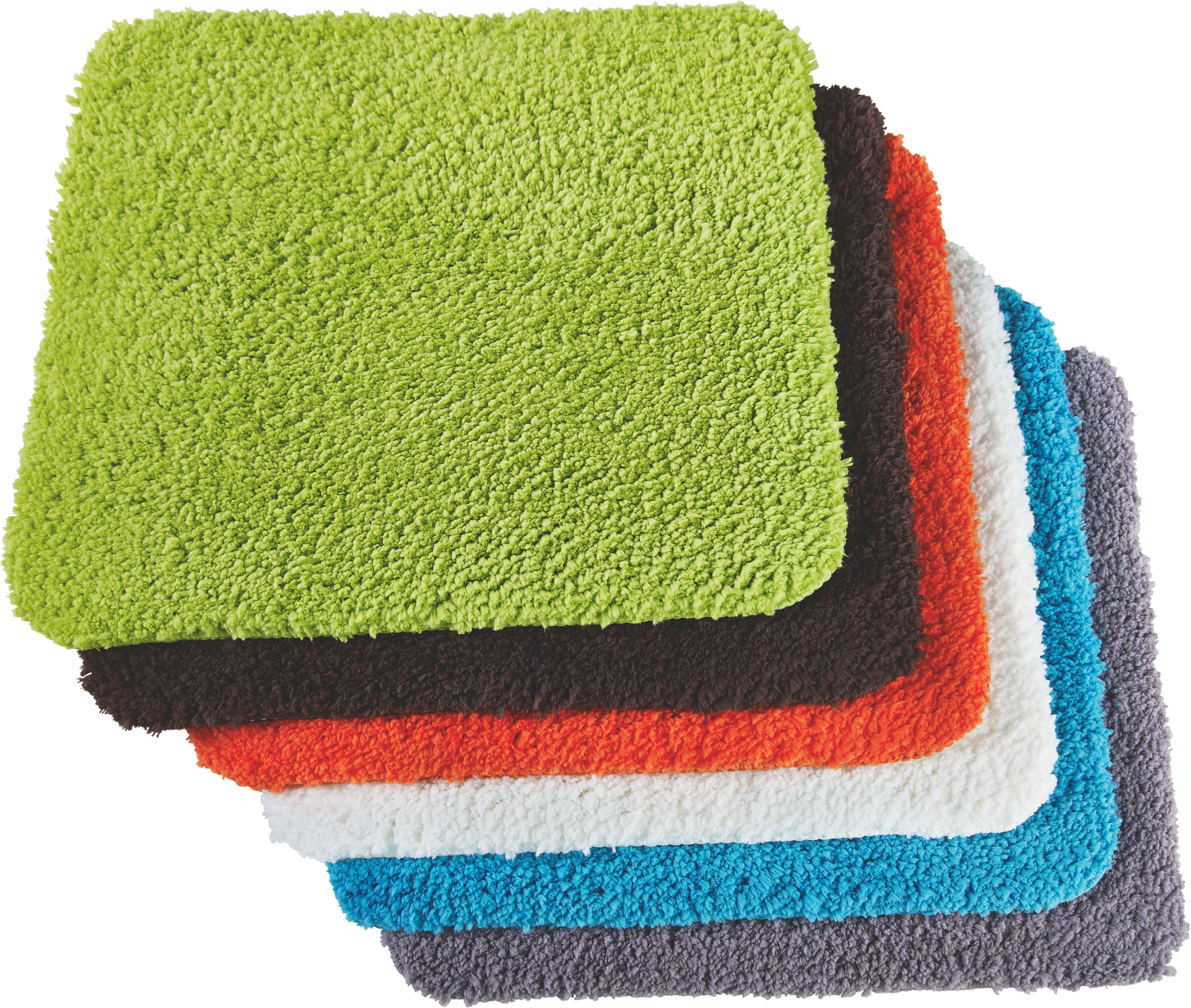 Fürdőszobaszőnyeg Christina - fehér, textil (50/50cm) - MÖMAX modern living