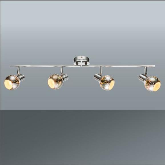 Strahler Mailo, max. 40 Watt - MODERN, Glas/Metall (79/9/15cm) - Premium Living