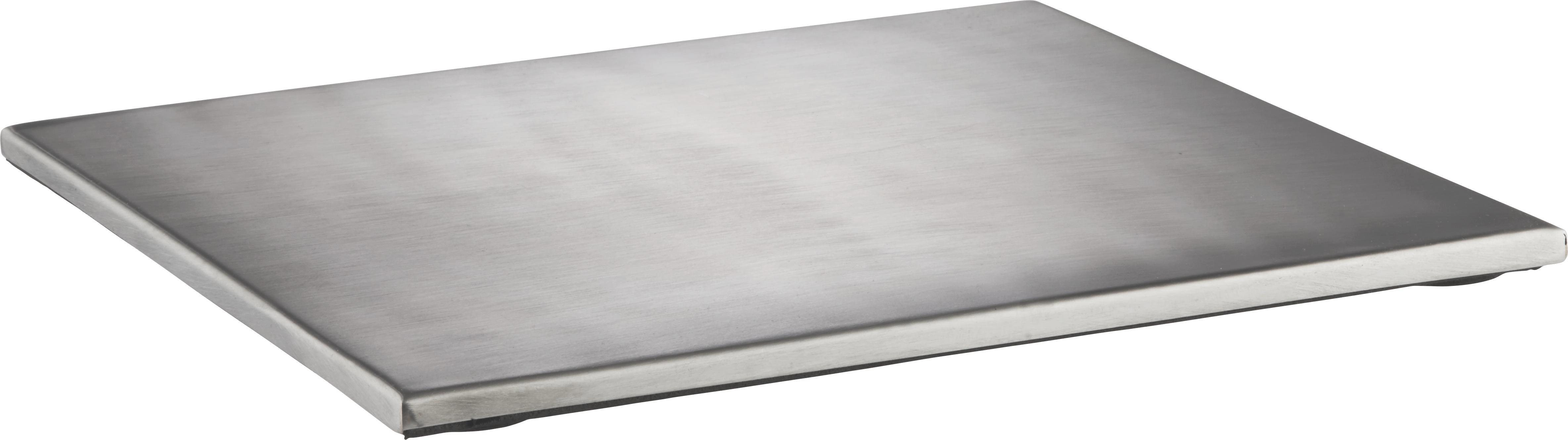 Edényalátét Edelstahl - nemesacél színű, fém (22/22cm) - MÖMAX modern living