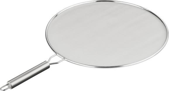 Zaščita Pred Škropljenjem Mika - nerjaveče jeklo, kovina (29cm) - Mömax modern living