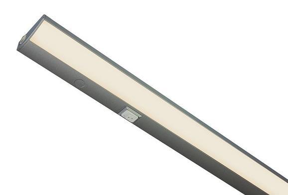 Unterbauleuchte 4410102, EEZ A+ - Edelstahlfarben (60/1,5/4cm)