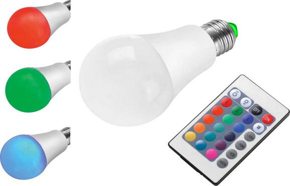 Led-žarnica C80205mm - bela, kovina/umetna masa (6/12cm) - Mömax modern living