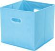 Škatla Za Shranjevanje Elli - turkizna, Konvencionalno, karton/umetna masa (33/33/32cm) - Mömax modern living