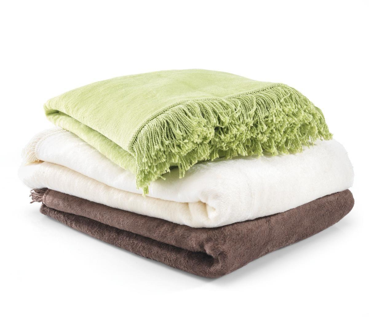 Odeja El Sol - zelena, tekstil (150/200cm) - MÖMAX modern living