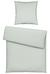 Bettwäsche Marion Silberfarben 135x200cm - Silberfarben, KONVENTIONELL, Textil (135/200cm) - Premium Living