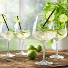 Cocktailgläser Vivo Voice Basic 4-er Set - KONVENTIONELL, Glas (0,782l) - VIVO