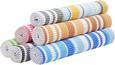 Protizdrsna Podlaga Stripe - roza/modra, tekstil (65/180cm) - Mömax modern living