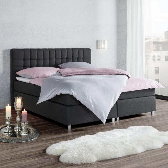 boxspringbett tom 180x200cm inkl topper online kaufen m max. Black Bedroom Furniture Sets. Home Design Ideas