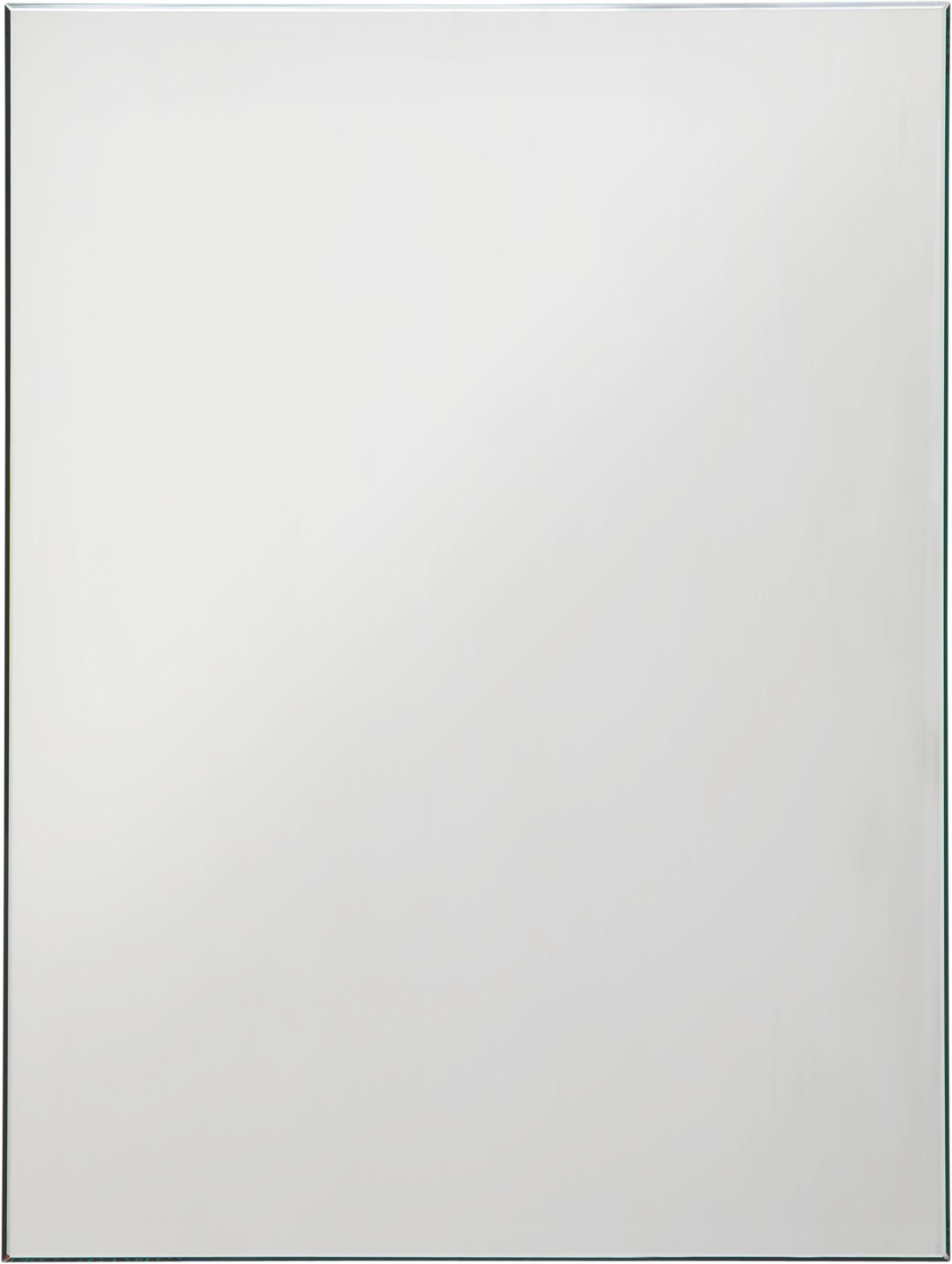 Fazettázott Tükör Messina    -sb- - ezüst színű (45/60cm)