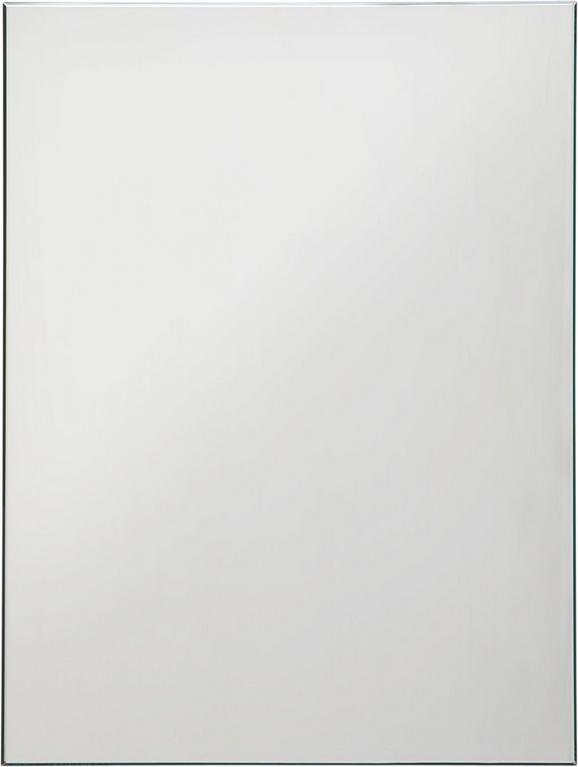 FAZETTÁZOTT TÜKÖR MESSINA    -SB- - Ezüst (45/60cm)