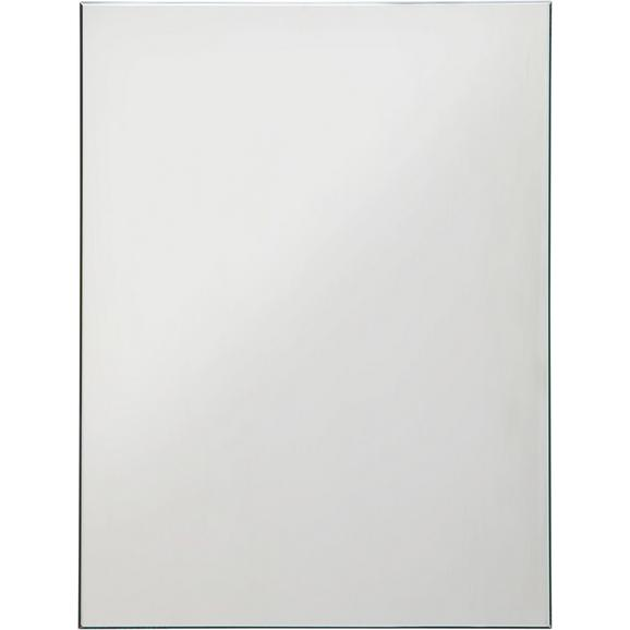 Wandspiegel ca. 45x60cm - Silberfarben (45/60cm) - Mömax modern living
