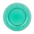 Speiseteller Azza in verschiedenen Farben - Blau/Pink, LIFESTYLE, Kunststoff (24cm) - MÖMAX modern living