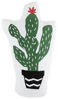 Zaustavljalec Vrat Kaktus - bela/zelena, tekstil (35/21cm) - Mömax modern living