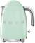 Wasserkocher Klf03pgeu, Pastellgrün 1,7l - Hellgrün (22,3/24,8/17,1cm) - SMEG