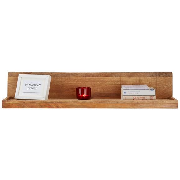 Poliță De Perete Industry - culoare natur, Lifestyle, lemn (100/20/25cm) - Zandiara