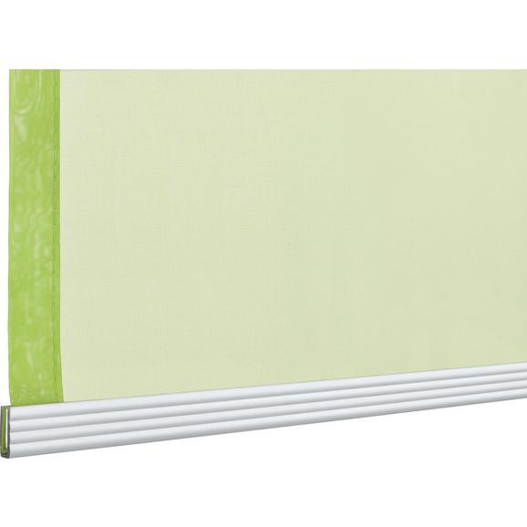 Beschwerungsprofil Hannes in Silber - Silberfarben, Metall (60cm) - Mömax modern living
