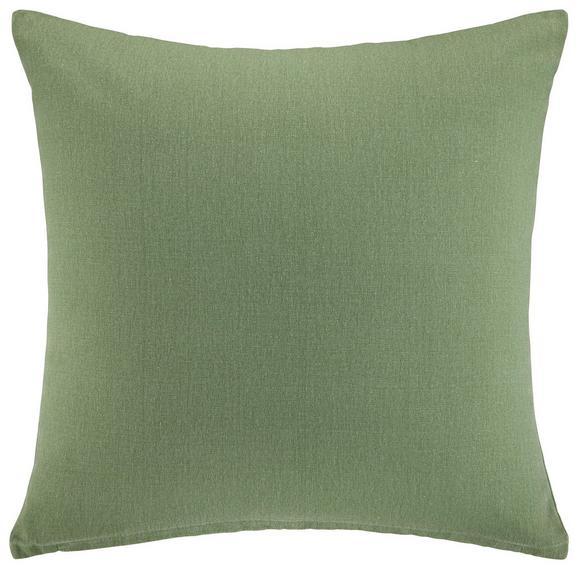 Zierkissen Steven Grün 45x45cm - Grün, Textil (45/45cm) - Mömax modern living
