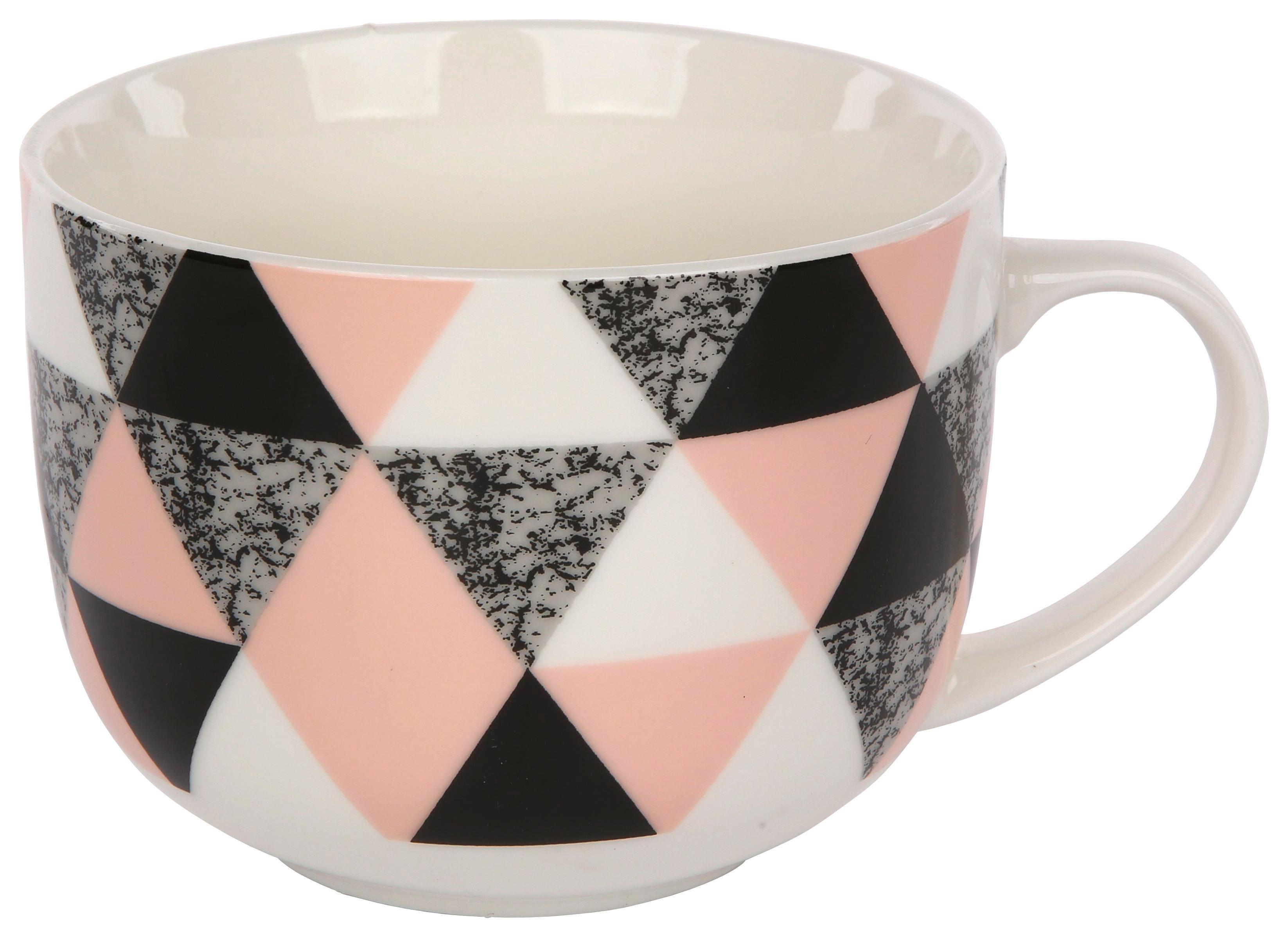 Velika Skodelica Hello Jumbo - večbarvno, keramika (0,49l)