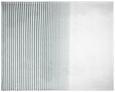 Decke Stacy, ca. 150x200cm - Weiß/Grau, MODERN, Textil (150/200cm) - Mömax modern living