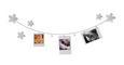 Držalo Za Fotografije Casius - bela, Moderno, kovina/umetna masa (20,96/14,73/4,57cm) - Mömax modern living