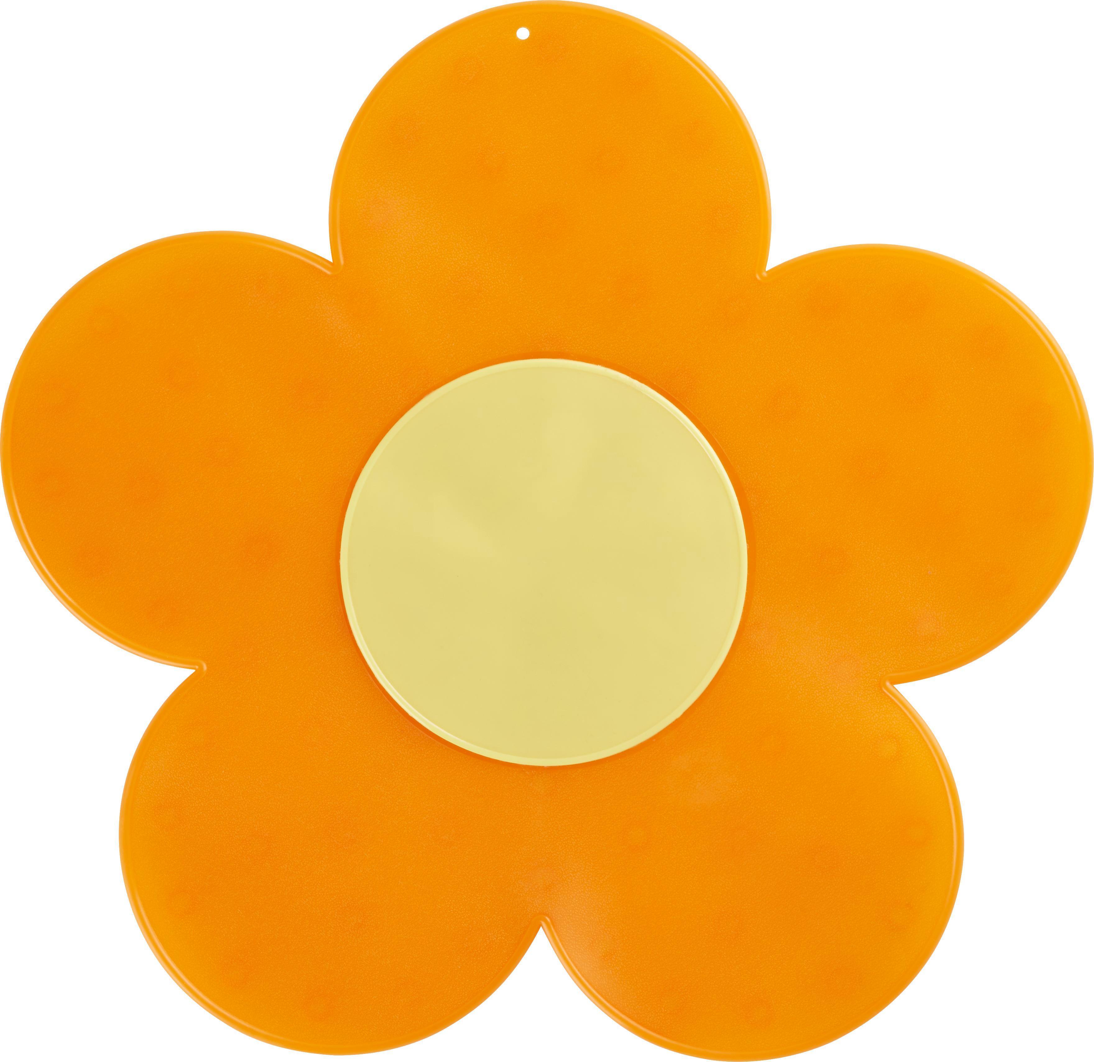 Fürdőkád Betét Blume - pink/sárga, műanyag (47/47cm) - MÖMAX modern living