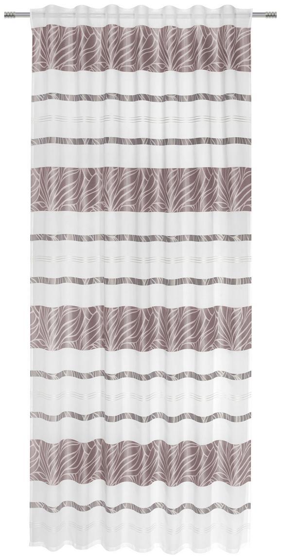 Fertigvorhang Anita, ca. 140x245cm - Grau, KONVENTIONELL, Textil (140/245cm) - MÖMAX modern living