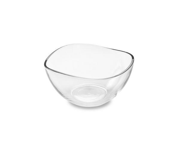 Schüssel Madeleine aus Glas Ø ca. 21cm - Klar, Glas (21/10,5cm) - Mömax modern living