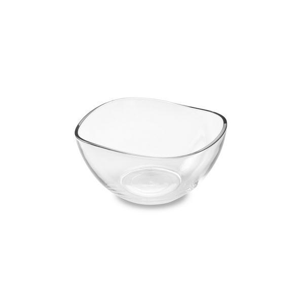 Skleda Madeleine - prozorna, steklo (21/10,5cm) - Mömax modern living