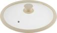 Fedő Marmor - krém, romantikus/Landhaus, műanyag/üveg (28cm) - premium living